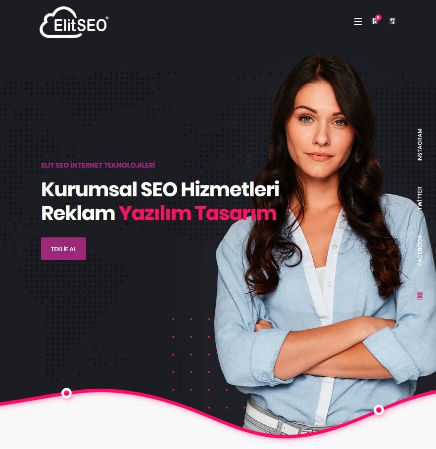 SEO - Google - Reklam - internet - Yazilim -WordPress -Facebook - Twitter